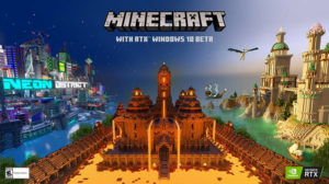 Minecraft RTX open beta test starts